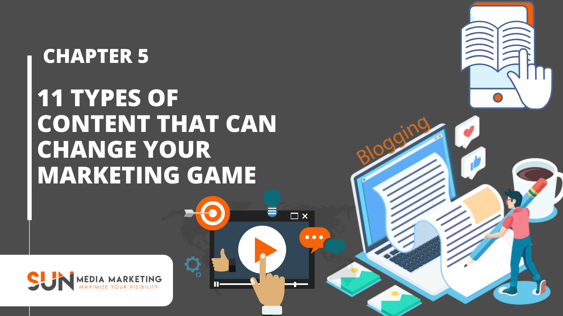11 Types of Content that can change your marketing game