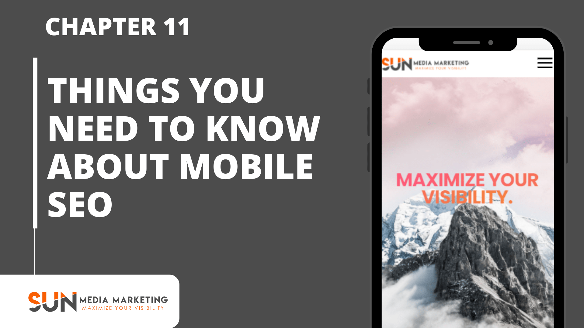Things You Need to Know About Mobile SEO