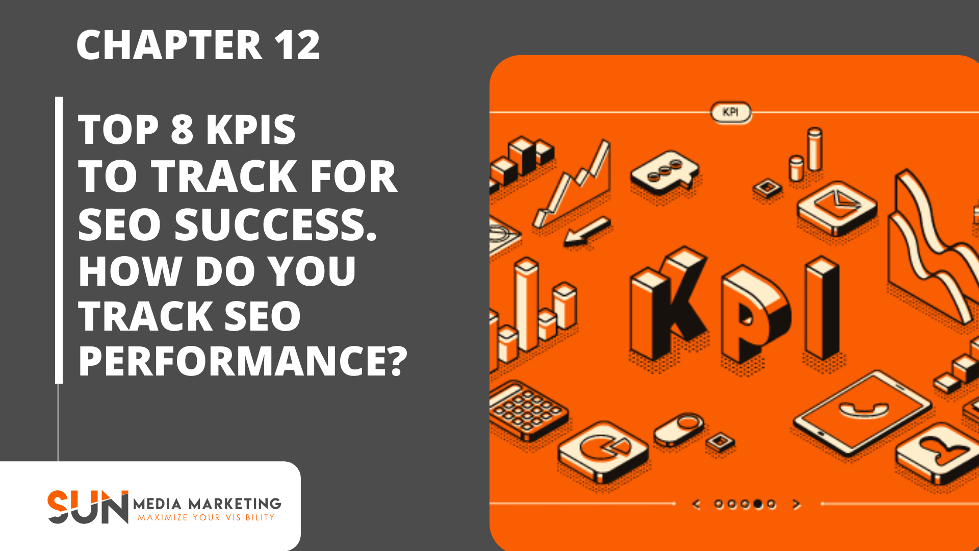 Top 8 KPIs to Track for SEO Success