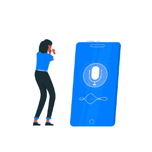 Voice search marketing services